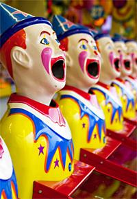 clown-mouth